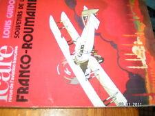 ICARE n°73 Louis Guidon Souvenirs FRANCO-ROUMAINE