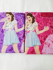 Copriletto Violetta Disney singolo cm 160x260 cm. N98