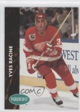 1991-92 Parkhurst #265 Yves Racine Detroit Red Wings Hockey Card