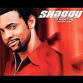 SHAGGY - It Wasn't Me - CD **