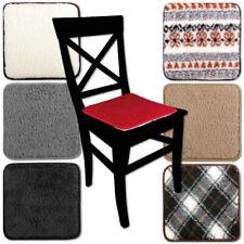 Cojín para silla lammflor Almohadilla de asiento acolchado decorativo aprox.