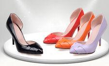 Décollte Scarpe decolte donna tacco spillo 8 cm stiletto eleganti  9179