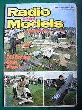 RADIO CONTROL MODELS & ELECTRONICS - SEPTEMBER 1979