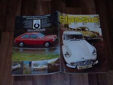 THOROUGHBRED & CLASSIC CARS  6/1976 -- BMW 335/Bernd Rosemeyer/Dragonfly/Porsche