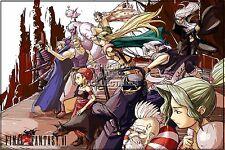 RGC Huge Poster - Final Fantasy VI III Terra SNES GBA PS1 PS2 PSP PS4 - FVI009