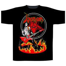 VENOM - Cronos In Flames T-Shirt
