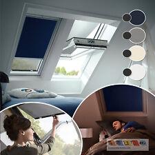 Orig VELUX Dachfenster Verdunkelungsrollo und Hitzeschutzmarkise GGU GHU GPU GTU