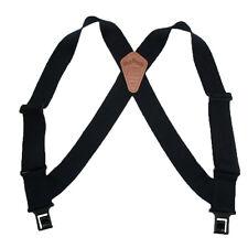 New Perry Suspenders Men's Elastic Outback Side Clip Trucker Suspenders