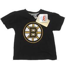New Boy s NHL Boston Bruins Toddler T Shirt Boys Size 2-3X 6-6X 407f1c408
