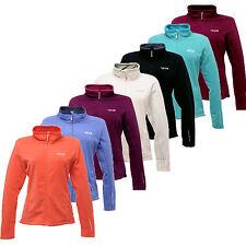 Femmes/Femmes REGATTA Full Zip Veste Polaire Tailles 10-26 clmce