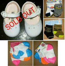 Baby Socks Garanimals SPORTS or NEON
