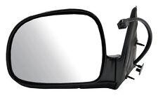 Sonoma Jimmy Envoy Bravada S10 Blazer Left Driver Power Heat Side View Mirror