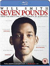 Seven Pounds [Blu-ray] [2009] [Region Free], 5050629413618, Will Smith, Rosario.
