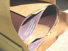 """5 Wide Sanding Belts 14"""" x 175"""" x 60 grit Belt Sander grinder machine abrasives"""