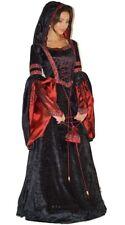 Kostüm Yandra Gothic Elbe Gr. 36 38 40 42 Mittelalter Kleid Faschingskostüm
