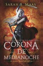 Trono de Cristal #2. Corona de Medianoche / Crown of Midnight #2 (Paperback or S