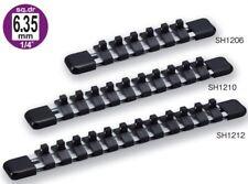 "TONE 1/4"" Socket Holder 6.35mm Hand Tool for 6 - 12ps SH1206 - 12 Japan"