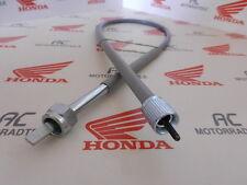 Honda CB 450 K 68-74 Drehzahl Welle Grau Cable Tachometer New perfekt Repro