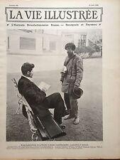 LA VIE ILLUSTREE 1906 N 408  ENTENTE REVOLUTIONNAIRE RUSSE BOURGEOIS ET PAYSANS