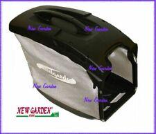 Cesto sacco raccolta rasaerba trattorino tela 470041 telaio 470038 470040 DML504