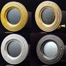 Various Mens Jojino/Joe Rodeo 53mm Custom Simulated Diamond Watch In Gold Steel