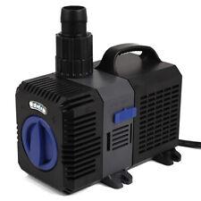 ECO Pumpe Teichpumpe Filterpumpe Wasserpumpe Bachlaufpumpe 3000-12000l/h
