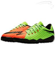 Nike Junior Hypervenom X Phelon III TF - Electric Green/Black/Hyper Orange/Volt