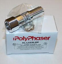 PolyPhaser Surge Suppresor Antenna AL-LSXM-ME 2.0-6.0 GHz NIB