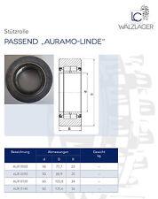Stützrolle passend für AURAMO / Support rollers suitable for AURAMO