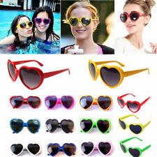 Fashion Women Funny Summer Love Heart Shaped Lolita Sunglasses Sun Glasses Gift