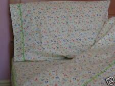 Kids Cotton Twin Alphabets&Dots Comforter Cover/Duvet Cover Set Yellow Apple