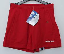 TOPSALE: Babolat Damen Short rot, XXL, kurze Hose für Tennis