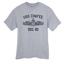US USN Navy USS Chafee DDG-90 Destroyer T-Shirt
