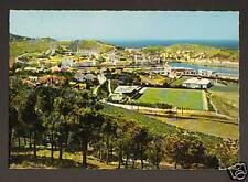 PORT-VENDRES (66) VILLAS & STADE en vue aérienne