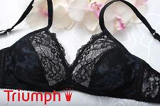 Triumph BH   Sensual Curves N  schwarz  NEU