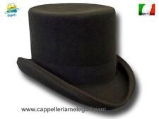 CAPPELLO A CILINDRO WESTERN TOP HAT marrone
