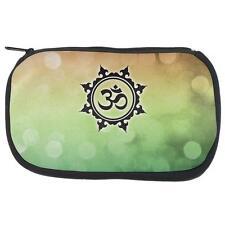 Om Yoga Inner Peace Makeup Bag