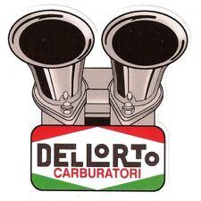 Sticker DELLORTO Racing