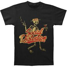 Social Distortion Men's  Vintage 79 T-shirt Black