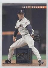 1996 Donruss #6 Scott Sanders San Diego Padres Baseball Card