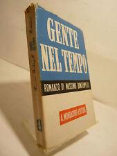 BONTEMPELLI : GENTE NEL TEMPO - 1942 MONDADORI