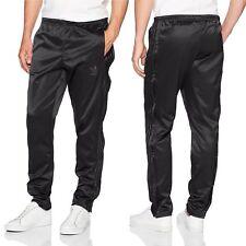 Adidas Retro Originals Men's Adicolor Button Down Pant [Black/Legend Ink]