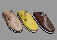 LaRocco Schuhe Babusch Echt Leder Handarbeit 3.g  3.m  3.n