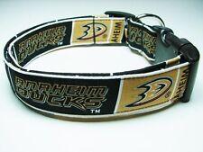 Charming Anaheim Ducks Standard Dog Collar