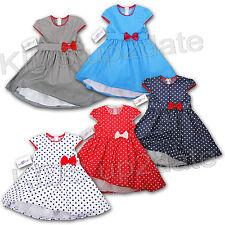 NAT & TOM ♥ Petticoat Kleid ♥ Festkleid ♥ 92 98 104 110 116 122 128 134 140 146