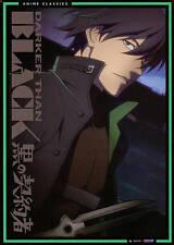 Darker Than Black: Complete First Season - (DVD, 2011, 4-Disc Set)