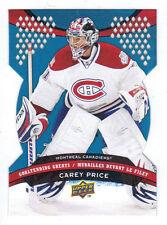 09-10 McDonalds Canada Carey Price Goaltending Greats #GG1 Mint