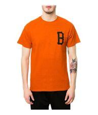 Black Scale Mens The B Logo Graphic T-Shirt