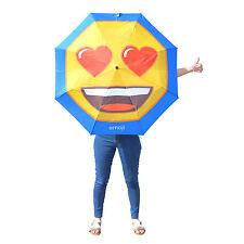 Official Emoji Umbrella Pick Your Favourite Emoticon - Festival/Golf Brolly