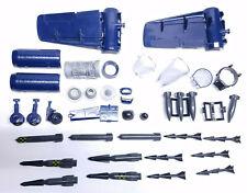 **YOU PICK** 1984 COBRA RATTLER Vintage GI Joe Jet Plane Parts Lot G.I. Hasbro